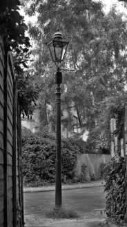 The Cambridge lamppost that inspired CS Lewis's The Lion, The Witch & The Wardrobe