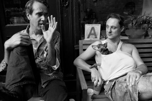 jack, max & damir at joe - Laura Schair