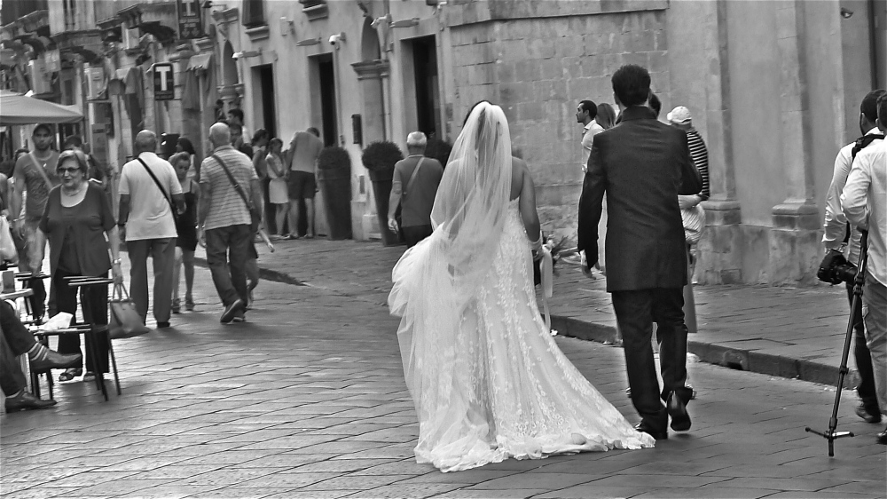 Noto newly weds