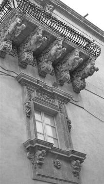 Palazzo Nicolaci di Villadorata, Noto