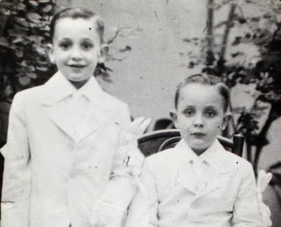 Jorge Bergoglio +Oscar 1924